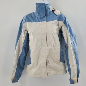 The North Face Women's XS Blue/Beige Jacket